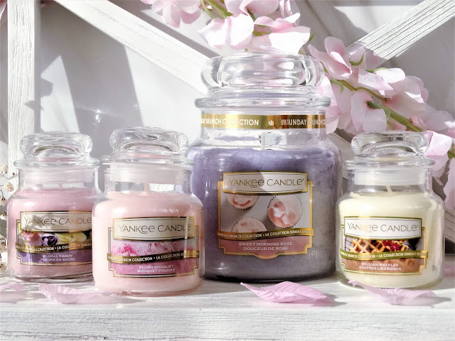 Avis Yankee Candle Sunday Brunch Nouvelle Collection Printemps 2019