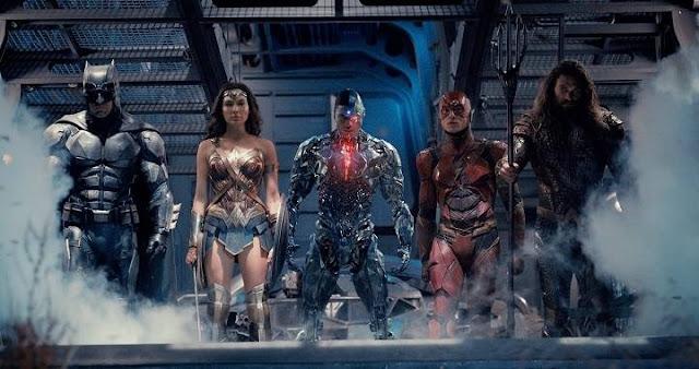 Zack Snyder habla de la película de Justice League