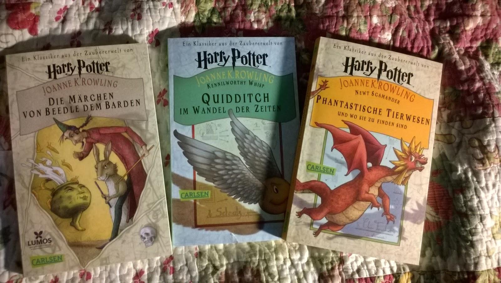 mindblowbooks alles rund um b cher quidditch im wandel der zeiten phantastische tierwesen. Black Bedroom Furniture Sets. Home Design Ideas