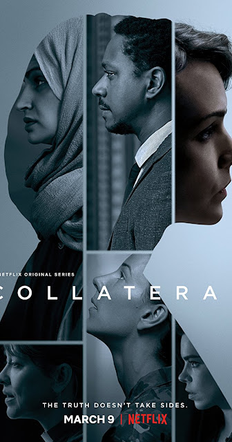 Collateral (2018-) ταινιες online seires xrysoi greek subs