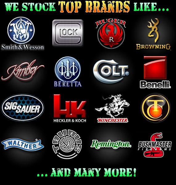 Gun Manufacturer Logos - Bing images