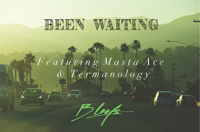 """Listen to """"Been Waiting"""" by MASTA ACE & TERMANOLOGY (((AUDIO)))"""