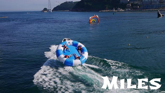 【釜山旅遊】松島海上纜車「釜山AIR CRUISE」@從86公尺高空俯瞰松島和岩南公園!