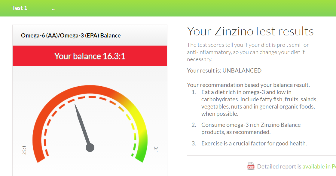 Annun elämä uusiksi: Zinzino Balance Oil kokemuksia osa 2