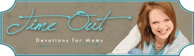 Time Out: Devotions for Moms by Becky Kopitzke