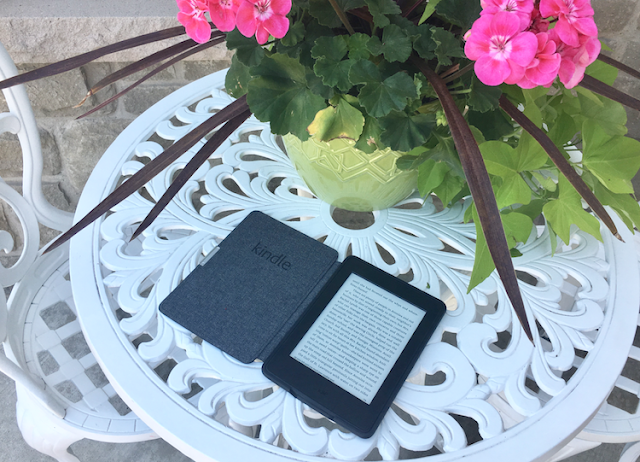 Summer Reading with Kindle Paperwhite and Kindle FreeTime