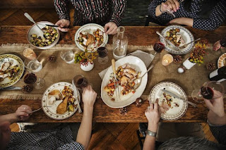 7 Ways to Feel Better After You Ate too Much Holiday Food