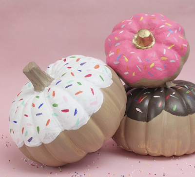 7 Ways to Decorate Your Pumpkins Without Carving