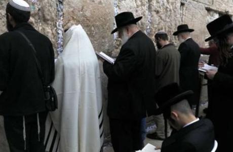 Israel Dilanda Kekeringan, Menteri Pertanian Pimpin Doa Minta Hujan