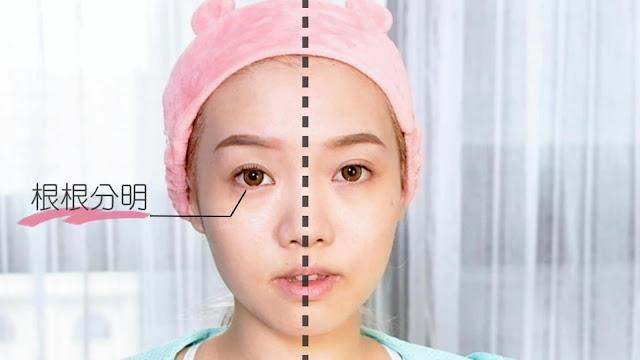 適合東方人眼型的刷頭,使用時從睫毛根部徹底往上刷,即能達到理想的捲翹效果。睫毛記憶定型效果的持久感,超級防水抗汗,風吹雨淋也能維持住,不怕變熊貓