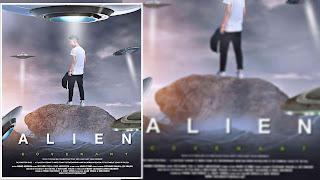 alien boy on earth by mmp picture