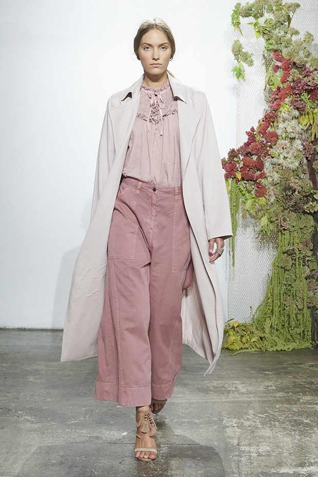 NYFW Ulla Johnson SS17 Collection
