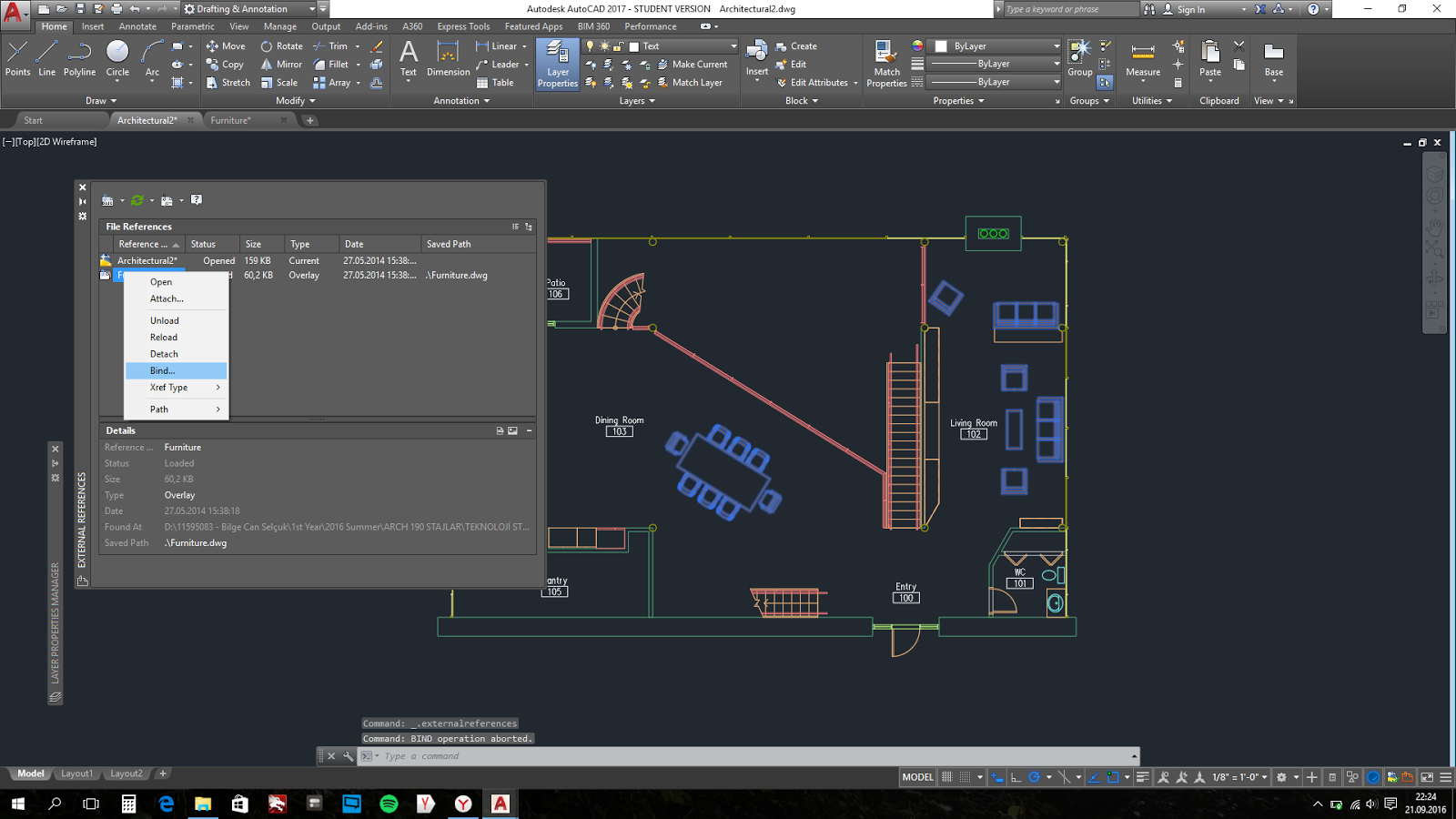 hand drafting vs autocad Cad programs, such as autocad, are designed to be technical tools with functions in industrial design, mechanical design, architecture, and even areas such as aerospace engineering and astronautics the term cad itself stands for either computer-aided design or computer-aided drafting , focused on more technical design and drafting uses.