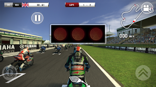 SBK16 Official Mobile Game gameplay