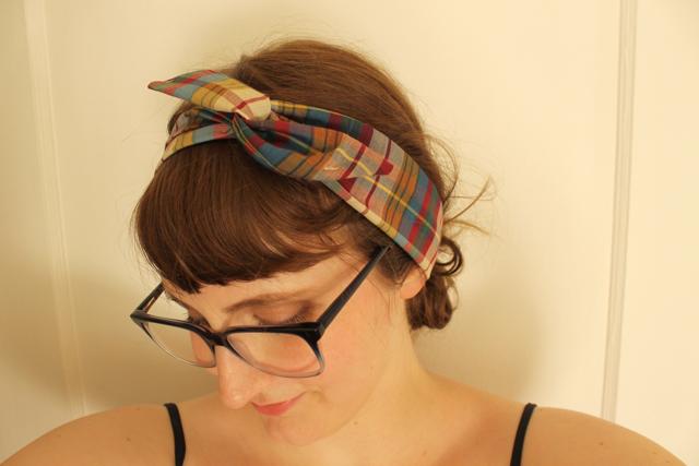 Ladyface Blog  DIY Wire Headband 607d843af58