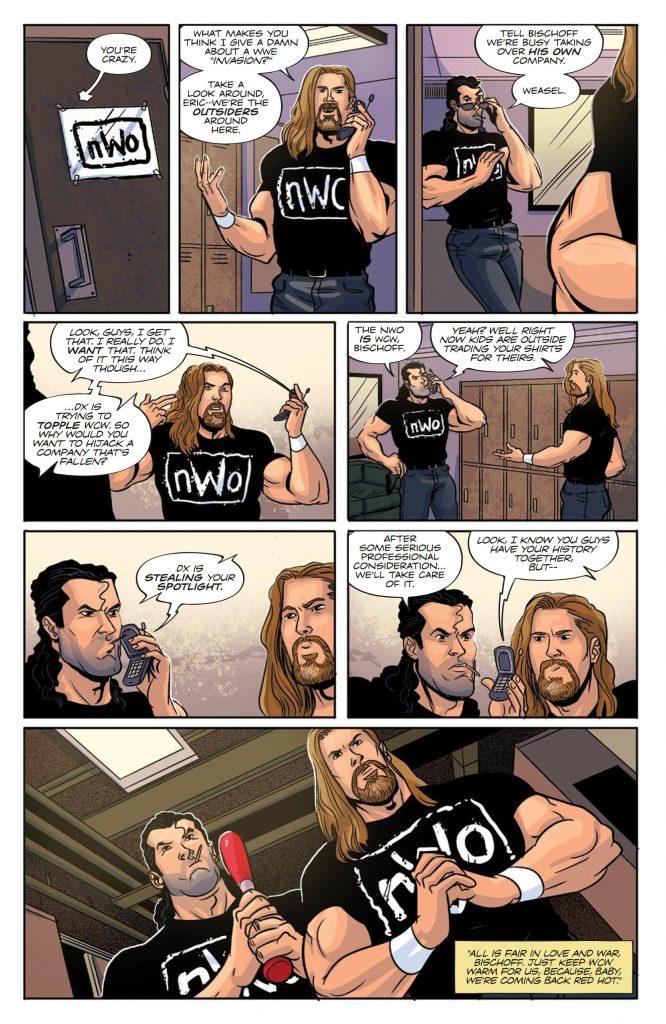 WWE: ATTITUDE ERA #1 - DX Invasion Preview
