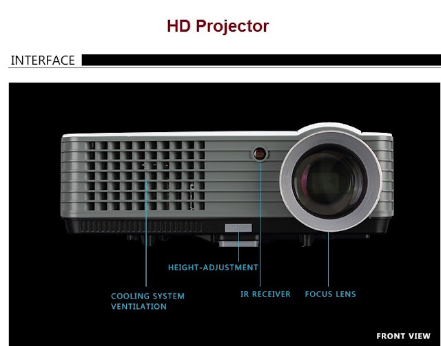 UNIC HD LED Projector