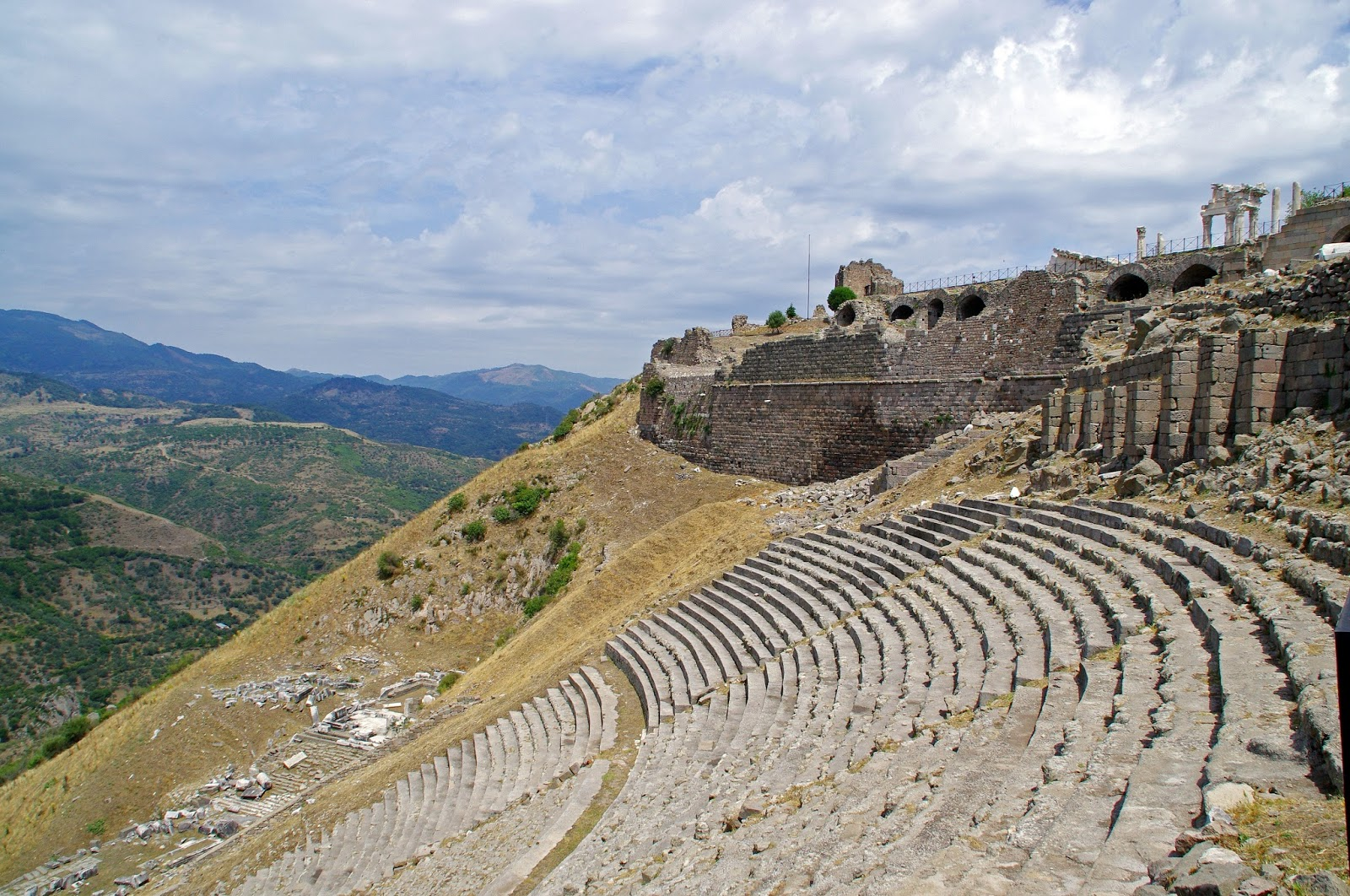 Exploring the Incredible Ancient Site of Pergamon with Neyzen