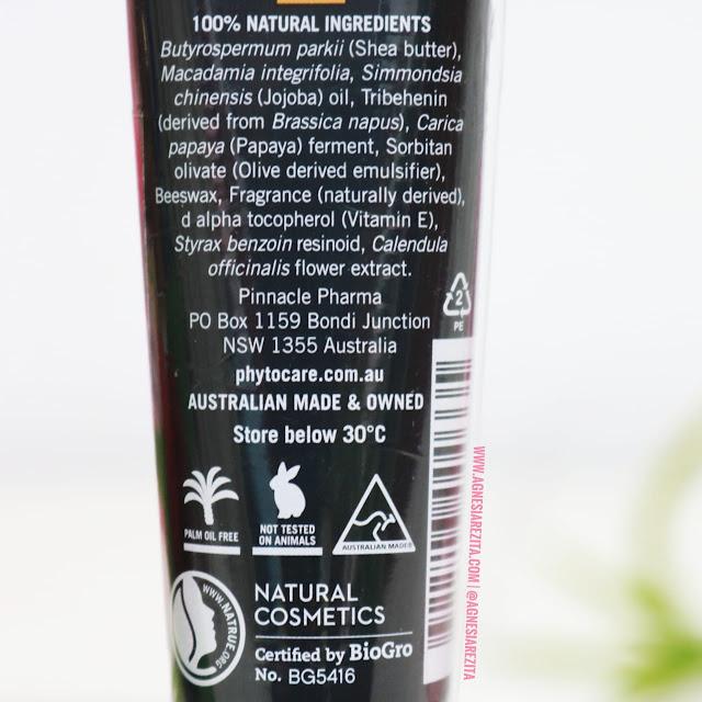 Pure by Phytocare Papaya Ointment, Cream Multifungsi Lembabkan Kulit Kering [Review]
