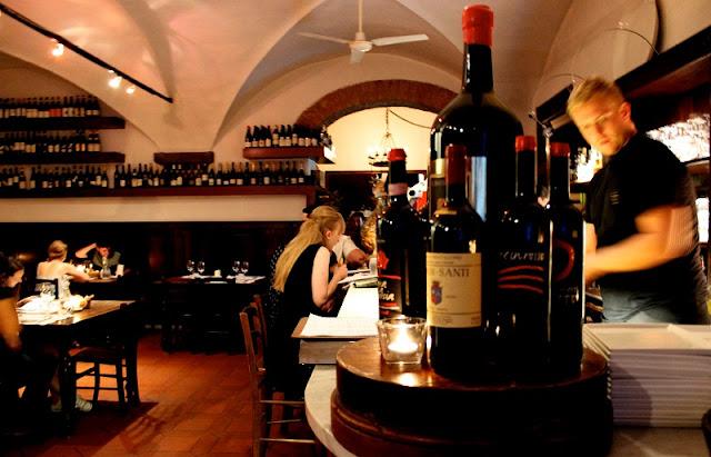 Restaurante II Santo Bevitore em Florença