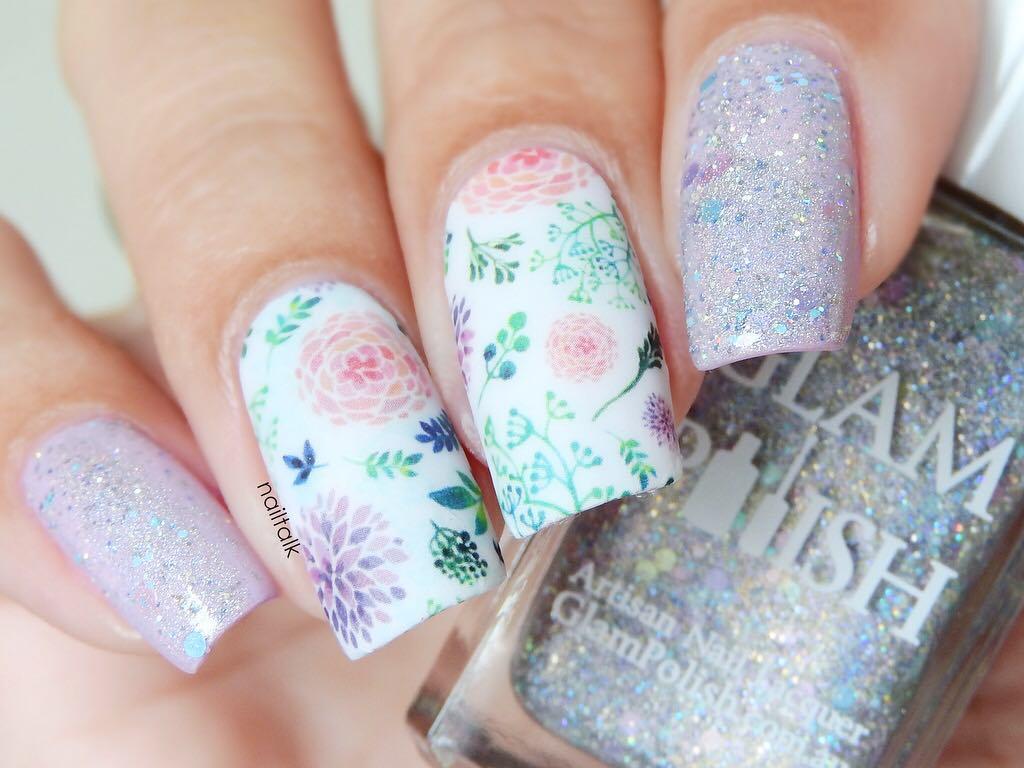 Born Pretty Store Blog: Elegant BORN PRETTY Nail Art Stickers ...