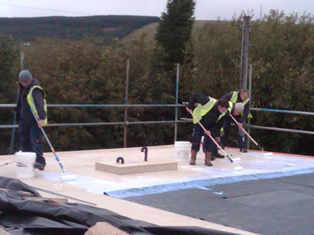 Roofing Membrane Choices for Commercial Buildings