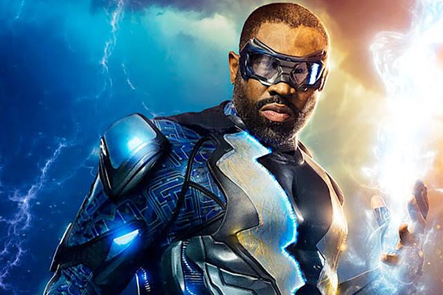 Raio Negro: um dos criadores do herói original fica admirado com a nova série