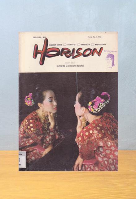 Majalah Horison No. 3, 1991