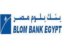 BLOM Bank Egypt LOGO