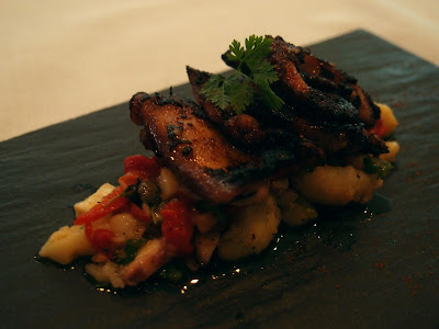 Charred Octopus