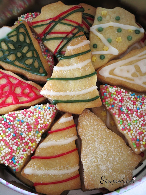 Galletas de azúcar (Siempredulces)