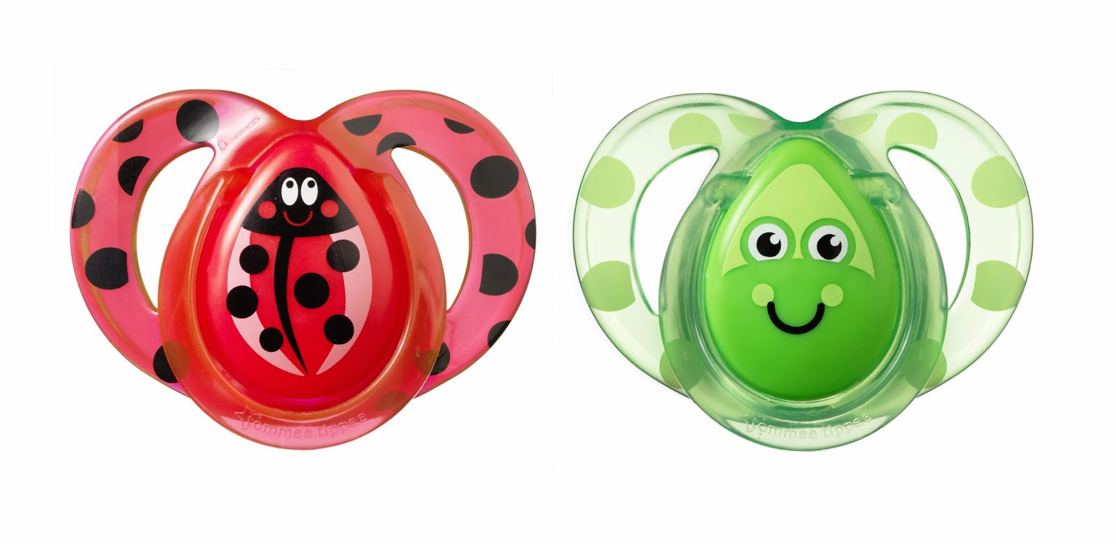 Tommee Tippee Fun Soothers