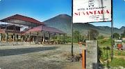 Memburu Siluet Rinjani di Hotel Nusantara Sembalun