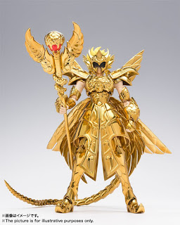 "Myth Cloth EX O.C.E. Odysseus de Ophiucus de ""Saint Seiya Next Dimension"" - Tamashii Nations"