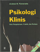 Psikologi Klinis (Ilmu Pengetahuan, Praktik, dan Budaya)/ ed. 3