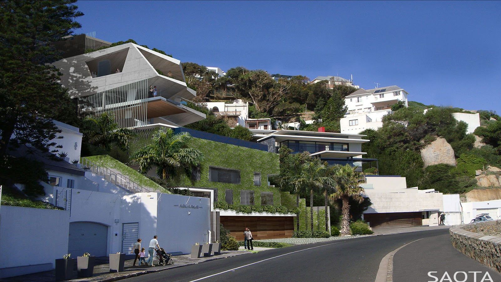 Victoria 40 Cape Town, South Africa By Saota