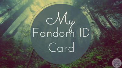 my fandom identification card