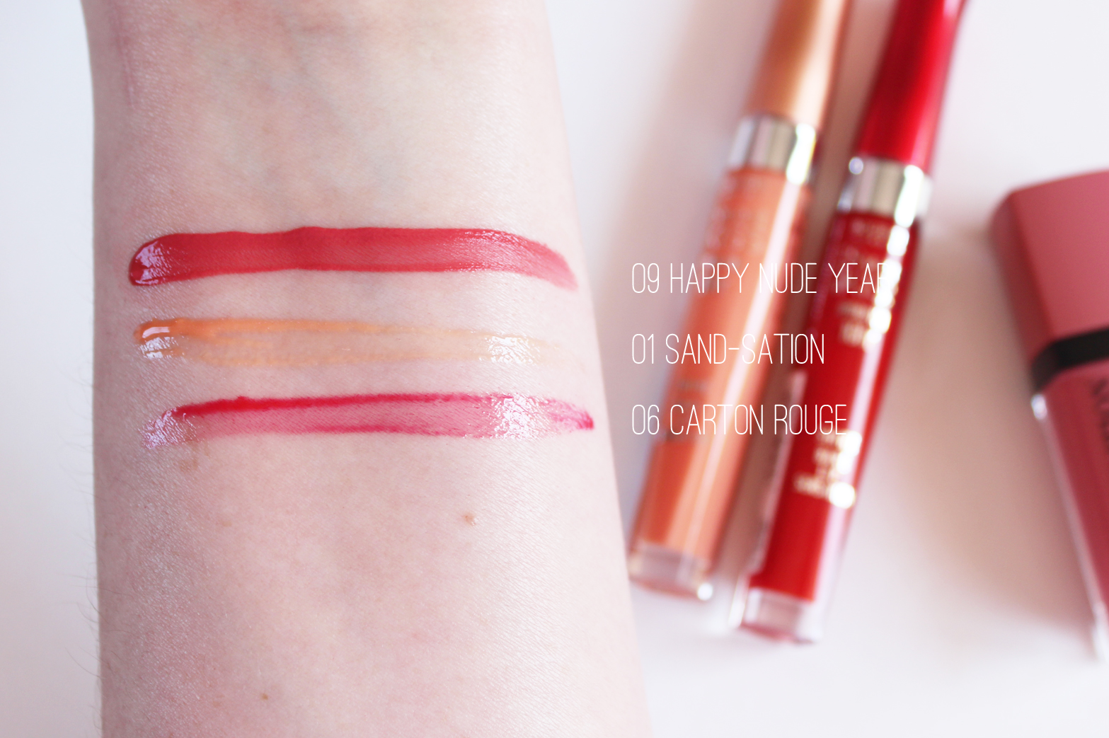 BOURJOIS PARIS | Upcoming Releases + First Impressions - Rouge Edition Velvet + Sweet Kiss Gloss - CassandraMyee