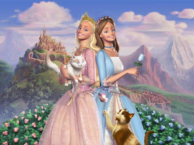 Download Wallpaper Gambar Kartun Barbie Lengkap Gambar Kartun