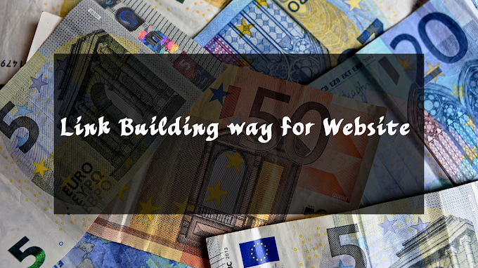 Link Building way for Website