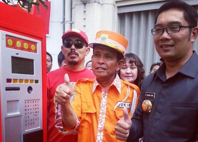 Perda Kota Bandung No. 4 Tahun 2017 tentang Retribusi Parkir Disosialisasikan