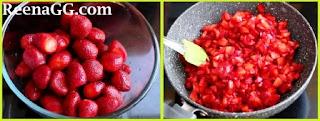Home Made Strawberry Jam A
