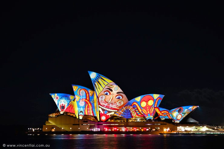 14. Vivid Festival, Sydney, Australia - 29 Colorful Festivals and Celebrations Around the World