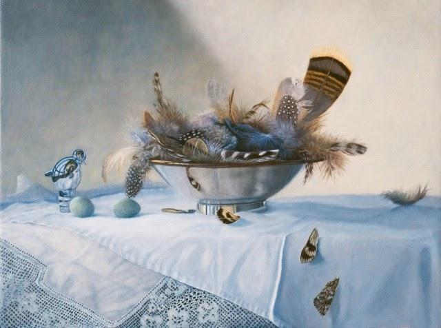Современное искусство Америки. Linda Schroeter