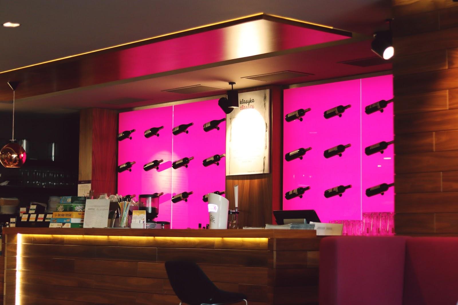 Restauracja Winestone Hotel Posejdon Gdańsk