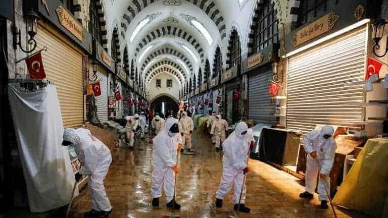 تركيا-تسجل-1182-إصابة-و30-وفاة-جديدة-بفيروس-كورونا-وترصد-1576-حالة-شفاء/