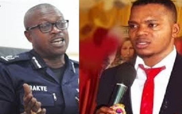 Bishop Obinim Has Been Arrested, Obinim Behind Bars