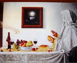 pinturas al oleo con figuras humanas