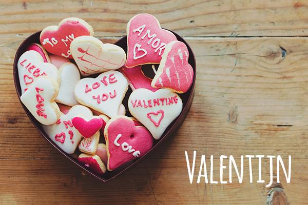 Valentijnsdag ideeen - Valentijn ideen