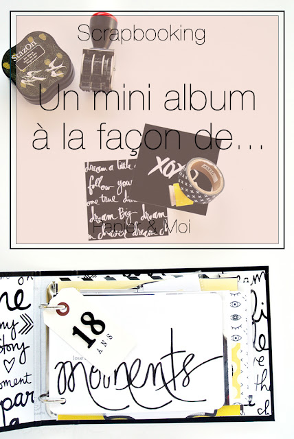 Mini Album Anniversaire - Stephanie Bryan